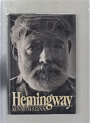 9780671498726: HEMINGWAY: LIFE & WORK