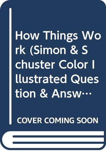 9780671498979: Why Things Are (Question and Answer Book)