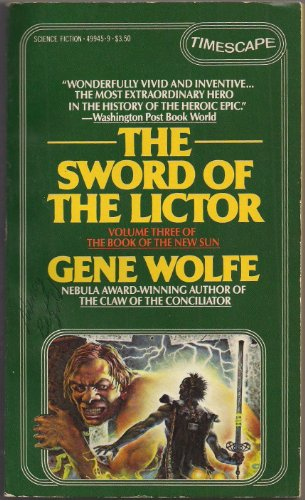 9780671499457: The Sword of the Lictor (Book of the New Sun)