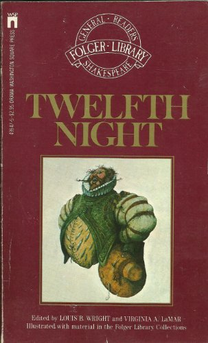 9780671499471: Twelfth Night, or What You Will (The Folger Library)