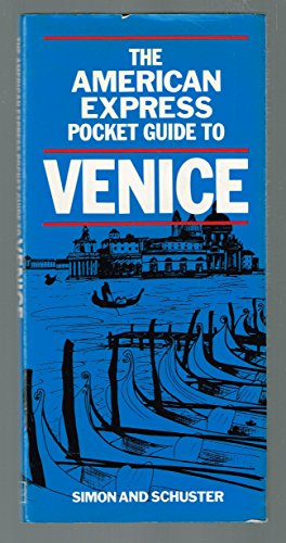 9780671500252: The American Express pocket guide to Venice