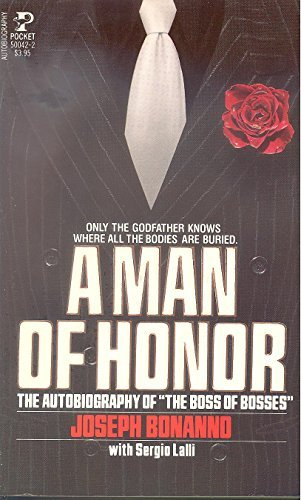 9780671500429: Man of Honor Autobiography of the Boss of Bosses