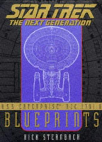 9780671500931: BLUEPRINTS: STAR TREK: NEXT GENERATION NCC-1701-D (Star Trek: The Next Generation)