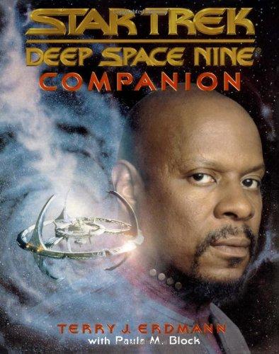 9780671501068: Deep Space Nine Companion (Star Trek: Deep Space Nine)