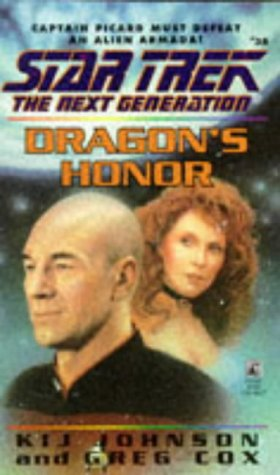 Dragon's Honor (Star Trek: The Next Generation, No. 38): Johnson, Kij; Cox, Greg