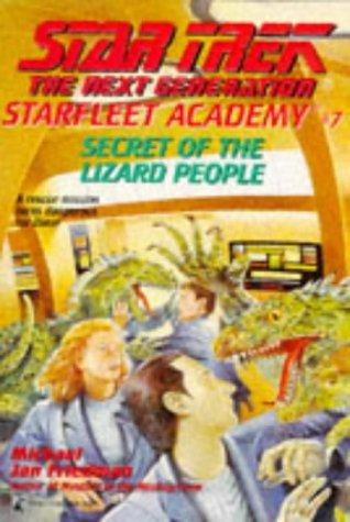 Secret of the Lizard People (Star Trek: Friedman, Michael Jan;