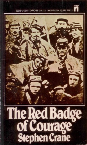 The Red Badge of Courage (0671501321) by Stephen Crane