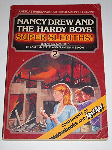9780671501945: Nancy Drew and the Hardy Boys, Super Sleuths! Volume 2 (Nancy Drew & Hardy Boys Companion Volume)