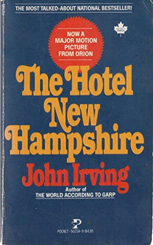 9780671502546: Hotel New Hampshire