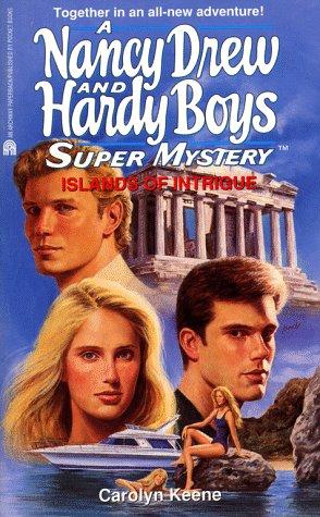 9780671502942: Islands of Intrigue (Nancy Drew & Hardy Boys Super Mysteries #27)