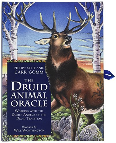 9780671503000: The Druid Animal Oracle: Working with the Sacred Animals of the Druid Tradition