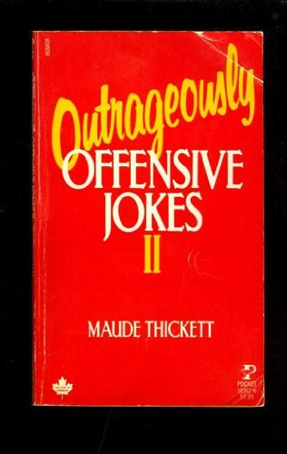 9780671503628: Outrageously Offensive Jokes II