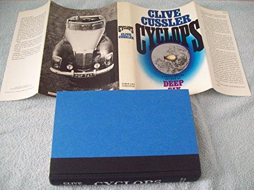 CYCLOPS: Cussler, Clive