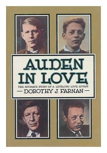 9780671504182: Auden in Love: The intimate story of a lifelong love affair