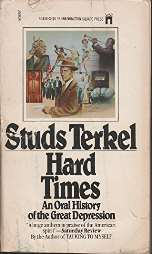 9780671504380: Hard Times: An Oral History of the Great Depression