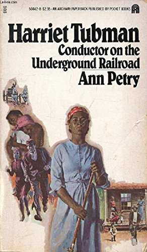 9780671504427: Harriet Tubman: Conductor on the Underground Railroad