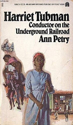 9780671504427: Harriet Tubman: Conductor on the Underground Railroad