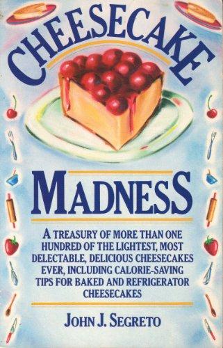 9780671504748: Cheesecake Madness