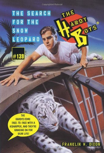 9780671505257: The Search for the Snow Leopard (The Hardy Boys #139)