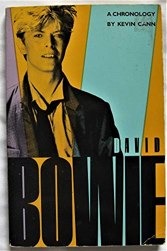 9780671505370: David Bowie, a Chronology