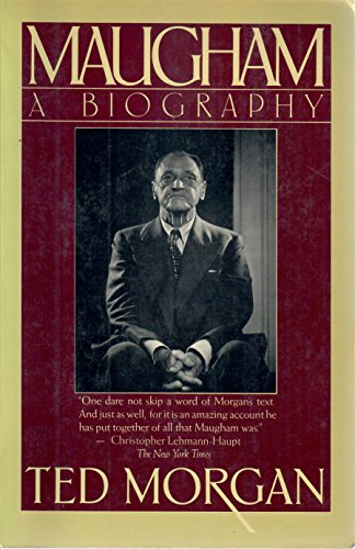 9780671505813: Maugham: A Biography