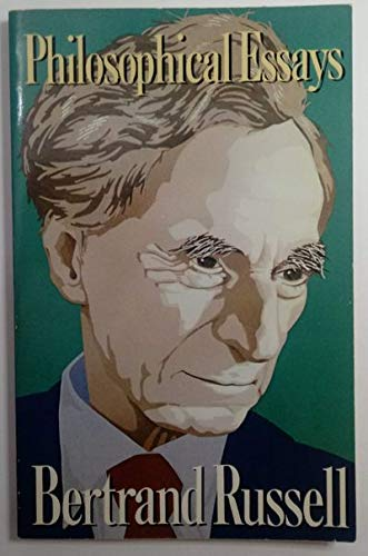 Philosophical essays (A Touchstone book): Bertrand Russell
