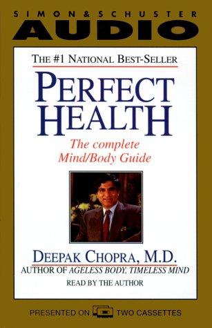 9780671505950: Perfect Health