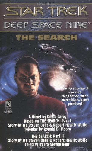 9780671506049: The Star Trek: Deep Space Nine: The Search