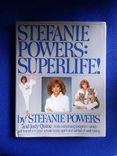 9780671506162: Stefanie Powers: Superlife!