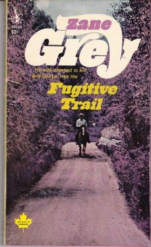 9780671506582: Fugitive Trail