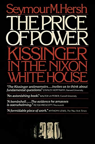 9780671506889: The Price Of Power