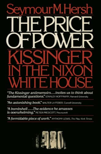 The Price of Power (Signed!!!)