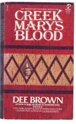 9780671507091: Creek Mary's Blood
