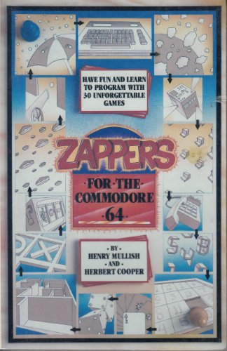 9780671507145: Zappers for the Commodore 64