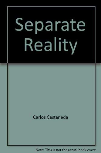 9780671507282: A Separate Reality