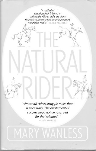 9780671507664: The Natural Rider: A Right-Brain Approach to Riding