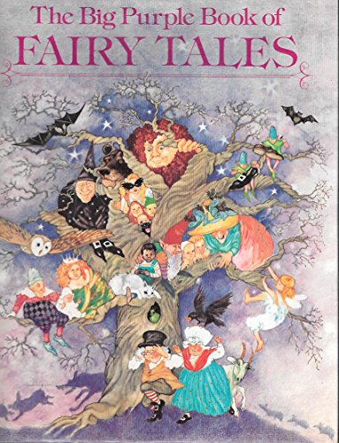 9780671507749: The Big Purple Book of Fairy Tales