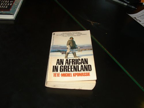 9780671507800: An African in Greenland