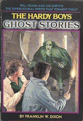 9780671508081: The Hardy Boys Ghost Stories