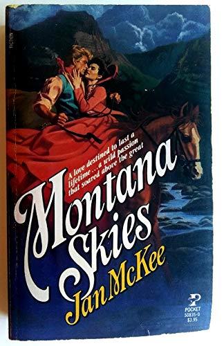 Montana Skies: Jan McKee