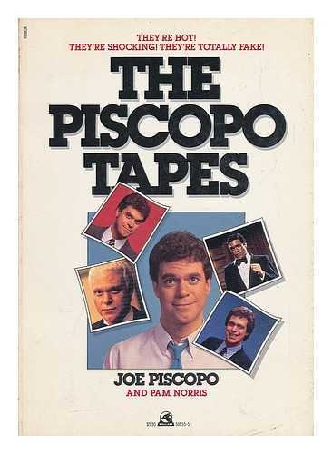 The Piscopo Tapes: Piscopo, Joe