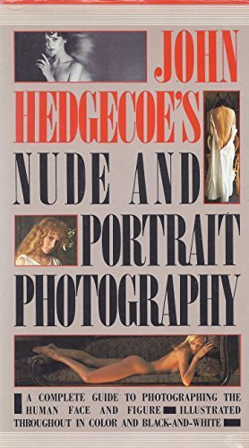 9780671508920: John Hedgecoe's Nude and Portrait Photography