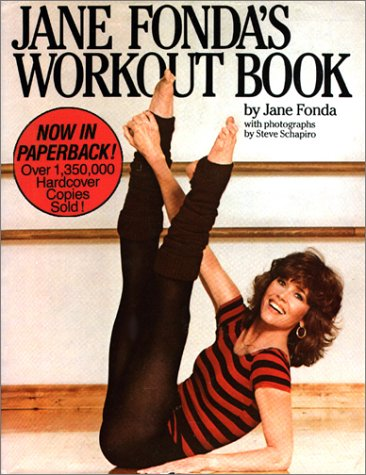 9780671508968: Jane Fonda's Workout Book