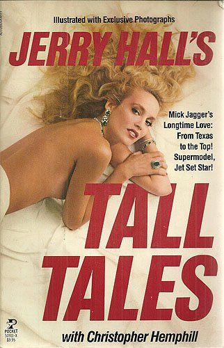 9780671509118: Jerry Hall's Tall Tales