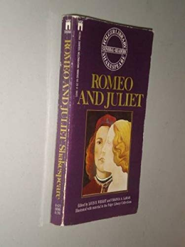 The Tragedy of Romeo and Juliet (The: William Shakespeare (Author);