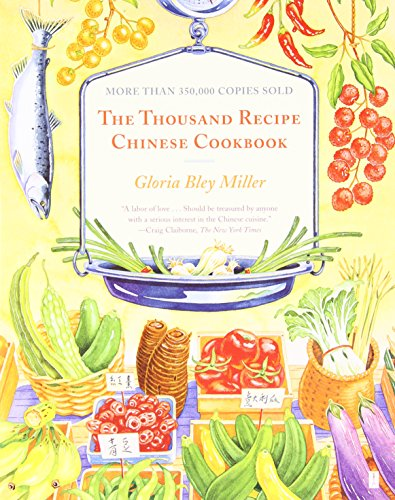 The Thousand Recipe Chinese Cookbook.