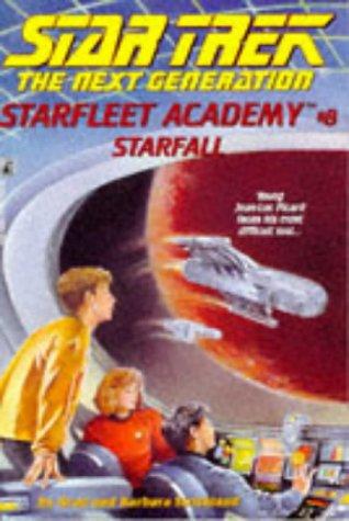 9780671510107: Starfall (Star Trek : The Next Generation : Starfleet Academy, No 8)