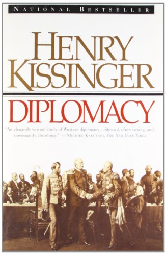 9780671510992: Diplomacy (Touchstone Book)