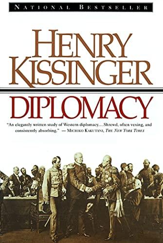 9780671510992: Diplomacy