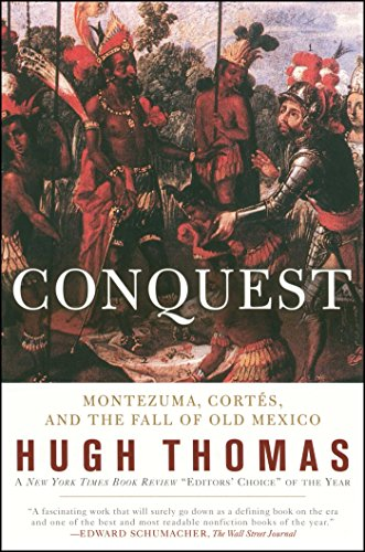 9780671511043: Conquest: Cortes, Montezuma, and the Fall of Old Mexico